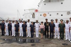 Việt Nam và Ấn Độ sẽ diễn tập tìm kiếm và cứu nạn trên biển