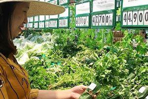 Bọc thực phẩm bằng lá chuối tươi - xu hướng mới?