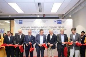 Khai trương 'Vườn ươm doanh nghiệp Đức' tại Việt Nam