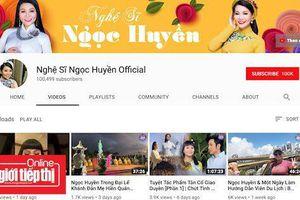 Ngọc Huyền - Nghệ sĩ cải lương đầu tiên nhận nút bạc YouTube
