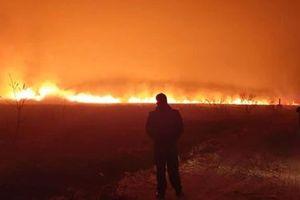 Ít nhất 26 lính cứu hỏa Trung Quốc hi sinh khi chữa cháy rừng