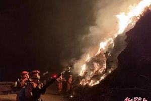 Đã tìm thấy toàn bộ 30 thi thể trong vụ cháy rừng ở Trung Quốc