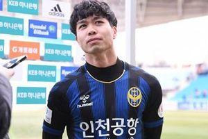 Báo Hàn Quốc khen ngợi: 'Công Phượng thỏa mãn mọi kỳ vọng của CĐV'