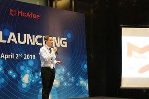 McAfee ra mắt nhà phân phối tại Việt Nam, giới thiệu gói giải pháp mới McAfee MVISION
