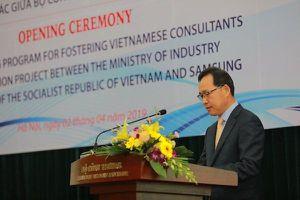 Samsung giúp đào tạo hơn 100 chuyên gia Việt Nam