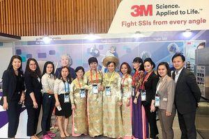 3M giúp giảm nhiễm trùng bệnh viện và phẫu thuật