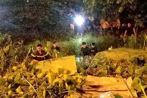 Nghi can cướp tiệm vàng mất tích khi nhảy xuống kênh ở Sài Gòn
