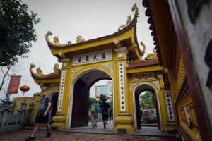 Cận cảnh ngôi chùa ở Hà Nội vào top 10 chùa đẹp nhất thế giới