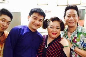 Diễn viên hài Anh Vũ bất ngờ qua đời bên Mỹ
