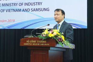 Samsung sẽ đào tạo 105 chuyên gia công nghiệp hỗ trợ Việt Nam trong năm 2019