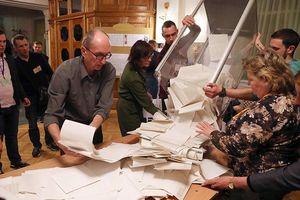 Ucraina phải tổ chức bầu tổng thống vòng 2