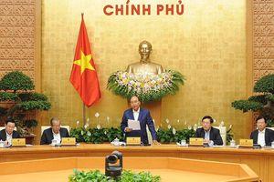 Thủ tướng chỉ đạo, kết luận nhiều vấn đề 'nóng' trong phiên họp tháng 3