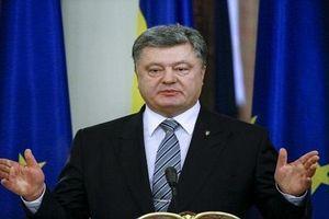 Con đường từ tỷ phú đến Tổng thống Ukraine của ông Petro Poroshenko
