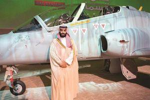 Quá nhiều tiền Ả Rập Xê Út tự lắp ráp cả chiến đấu cơ