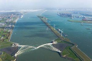 Hà Lan sáng tạo tìm cách 'sống chung' với 'giặc' nước