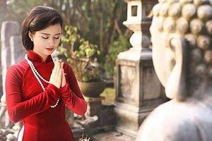 Lễ Phật sao cho an nhiên tĩnh tại