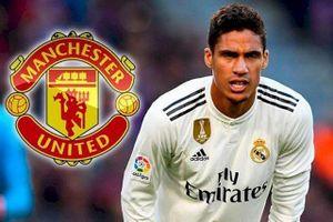 Raphael Varane muốn rời Real để gia nhập M.U?