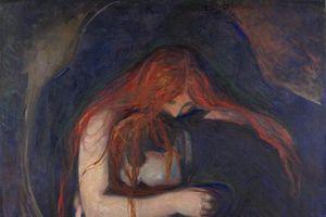 Edvard Munch: Nghệ sĩ bậc thầy của sự khốn khổ và đe dọa