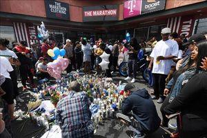 Giẫm đạp tại lễ tưởng niệm rapper Nipsey Hussle, ít nhất 6 người bị thương