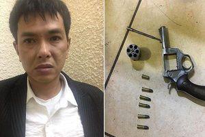 Kẻ nổ súng cướp tiền ở chợ Long Biên khai gì?