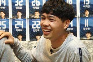 Clip: Đài truyền hình KBS làm chương trình đặc biệt về Công Phượng