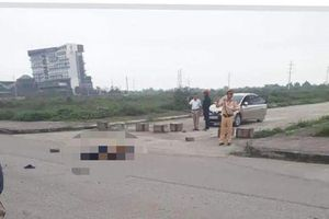 Vụ nữ nhân viên ngân hàng bị đâm chết: CSGT xuất hiện trong clip tạm nghỉ việc