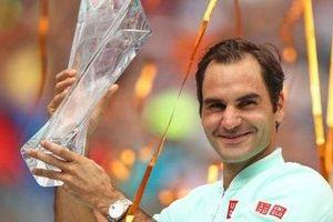 Federer: 'Thật lố bịch nếu tôi đặt mục tiêu đó trong thời điểm này'
