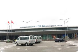 Thừa Thiên Huế: Khẩn trương bàn giao mặt bằng để khởi công Dự án mở rộng sân bay Phú Bài
