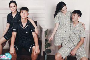 Bạn trai người ta Duy Mạnh giúp người yêu làm mẫu ảnh: vừa béo lại không cười nhưng vẫn gây sốt mạng xã hội