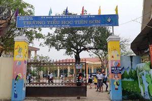 Thầy giáo bị 'tố' dâm ô nữ sinh ở Bắc Giang bị kỷ luật cảnh cáo, điều chuyển sang làm hành chính