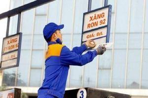 Giá xăng dầu đồng loạt tăng mạnh từ 17h hôm nay