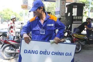 Xăng, dầu đồng loạt tăng giá từ 17h chiều nay