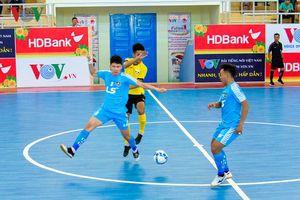 Tân binh Đà Nẵng giành 1 điểm từ Thái Sơn Bắc