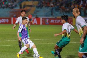 Dứt điểm kém duyên, Hà Nội FC gục ngã trước Yangon