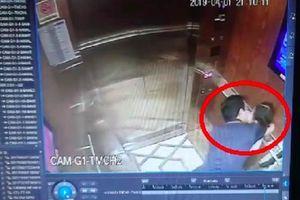 Đã xác định danh tính kẻ dâm ô bé gái trong thang máy