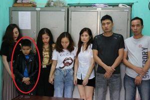 Diễn viên 'Cu Thóc' bị bắt khi đang dùng ma túy trong quán karaoke