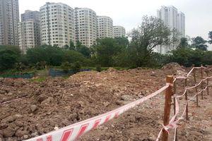 Tại phường Mễ Trì (quận Nam Từ Liêm): Cần xử lý nghiêm tình trạng đổ trộm phế thải
