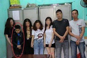 Diễn viên hài biệt danh 'Cu Thóc' có mặt trong nhóm người bị bắt quả tang sử dụng ma túy
