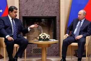 Nguyên nhân ông Putin ủng hộ chính quyền Maduro
