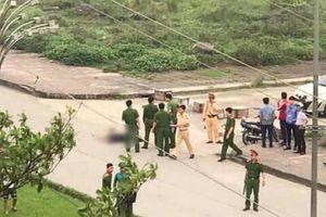 CSGT tường trình vụ nam thanh niên giết cô gái giữa đường