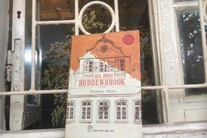 Buddenbrooks - Hồng lâu mộng của người Đức