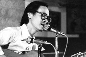 UBND Thừa Thiên - Huế thống nhất đưa mộ nhạc sĩ Trịnh Công Sơn về quê