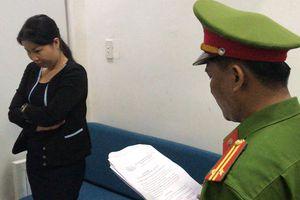 Bắt nữ tổng giám đốc lừa bán đất ở Đà Nẵng