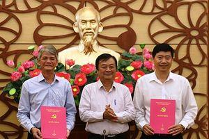 Nhân sự mới Hà Nội, Đà Nẵng và 7 địa phương