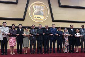 ASEAN và Nga thúc đẩy thực chất quan hệ đối tác chiến lược