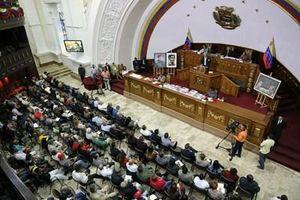 Thủ lĩnh đối lập Venezuela bị tước quyền miễn trừ