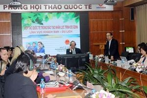 Việt Nam và Australia đẩy mạnh hợp tác đào tạo nguồn nhân lực ngành du lịch
