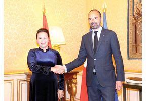 Pháp ủng hộ Việt Nam sớm ký kết EVFTA