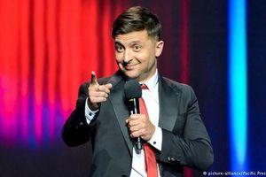 Diễn viên hài, ứng cử viên tổng thống Ukraine bị dọa 'ngồi tù' vì nói tiếng Nga
