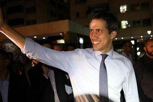'Tổng thống tự phong' Venezuela bị tước quyền miễn trừ truy tố